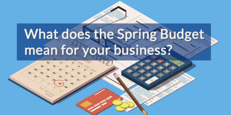 Spring Budget 2021 Briefing