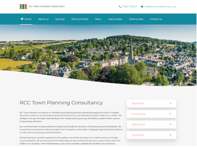 RCC Town Planning